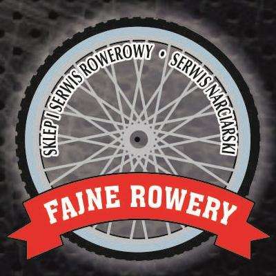 logo Fajne Rowery